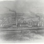 Tredegar Ironworks From An Engraving Of1864