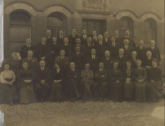 Board Of Guardians for the WorkhouseTredegar