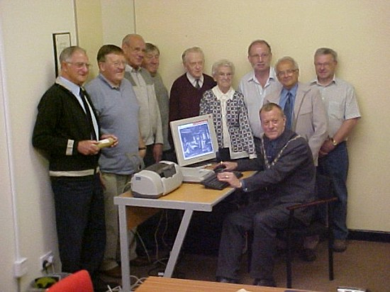 Launch of Tredegar Community Archive