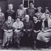 Tredegar Dramatic Society at Trefil