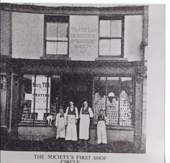 Tredegar Industrial And Provident Society