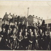 Tredegar Grammar Schoolform Students