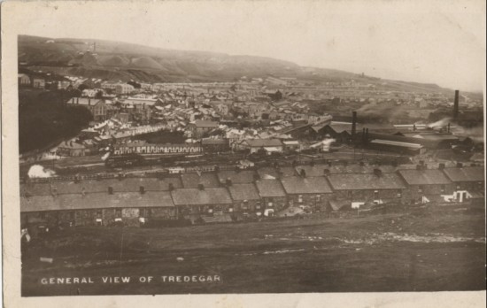 General View of Tredegar