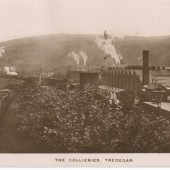 Tredegar Station And Collieries
