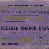 Tredegar Church Bazaar