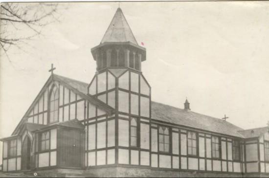 St Lukes Church Police Row Dukestown
