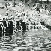 Weir at Nine Arches