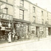Castle Street Tredegar