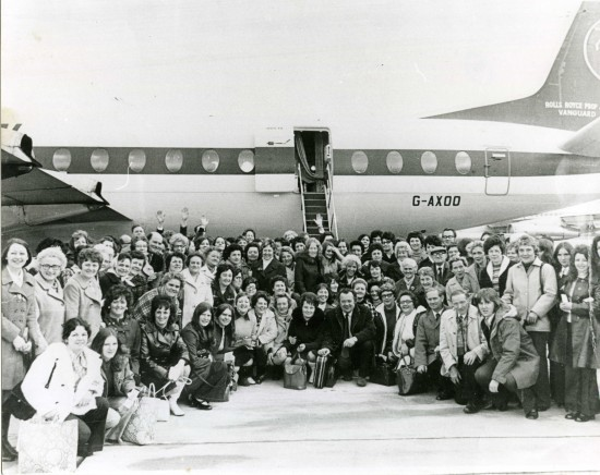 L.C.R. Trip to Germany 1970