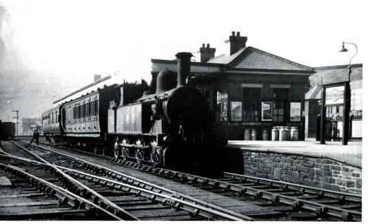 Railway Station Tredegar