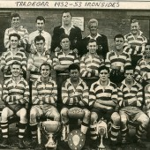 Ironsides Team Tredegar