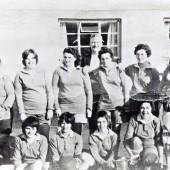 Waundeg Ladies Football Team Tredegar