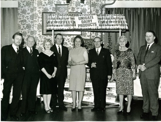 Tredegar Rotary Club Party
