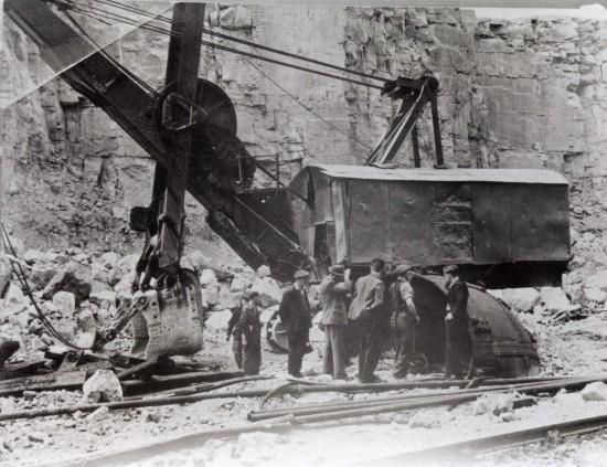Trefil Quarry Tredegar