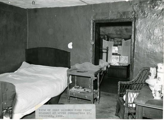 Inside a house in Upper Coronation Street