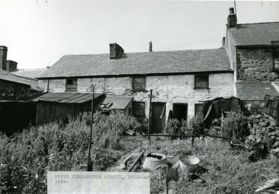 Houses to be pulled down