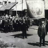 Sunday School Walks TredegarCarmel Chapel
