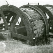Winding Wheel Above Bedwellty Pits