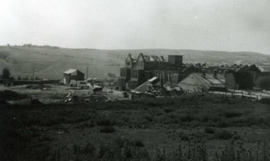 St James Hospital Tredegar