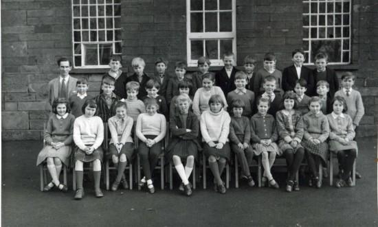 Sirhowy School Tredegar