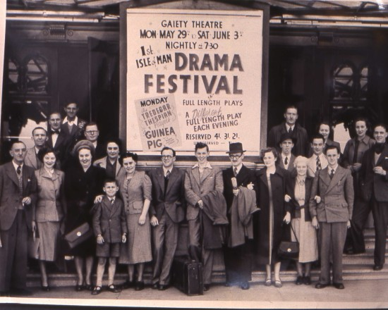 Little Theatre Tredegar at Drama Festivalat the Isle of Man