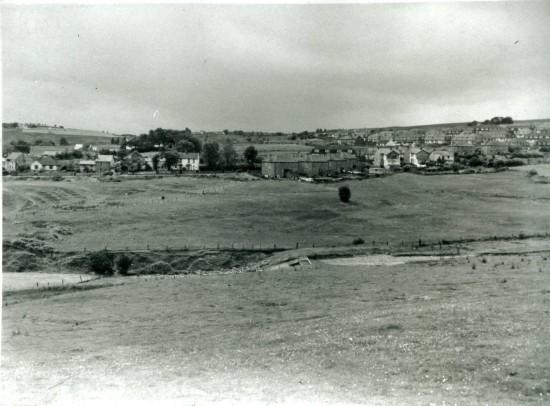 View of Nantybwch Tredegar