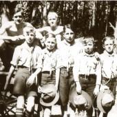 6th St Georges Tredegar merthyr Mawr Camp