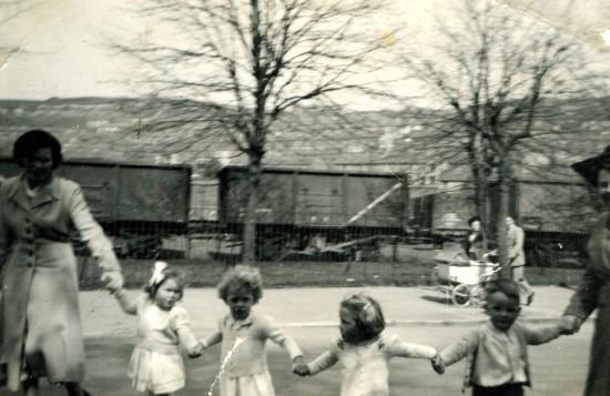 Sunday School Walks Tredegar
