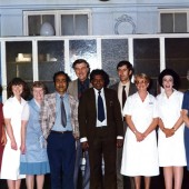 Staff at Park Place Surgery