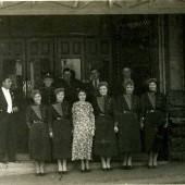 Staff of the Olympia