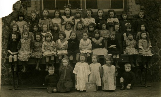 Earl St Girls Council School Standard 1Tredegar