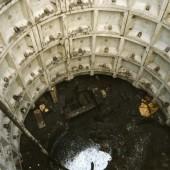 Excavating Water Wheel Shaft Sirhowy Bridge Tredegar