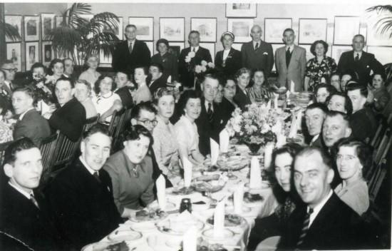 Kentucy Minstrels Annual Dinner Tredegar