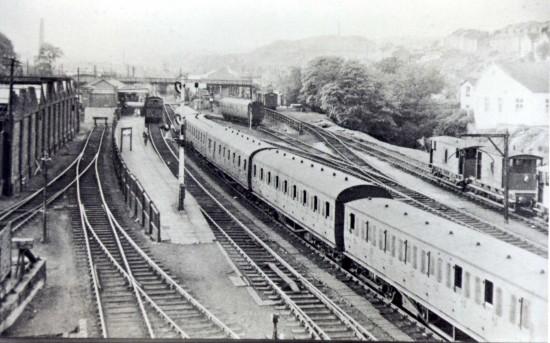 Tredegar Station