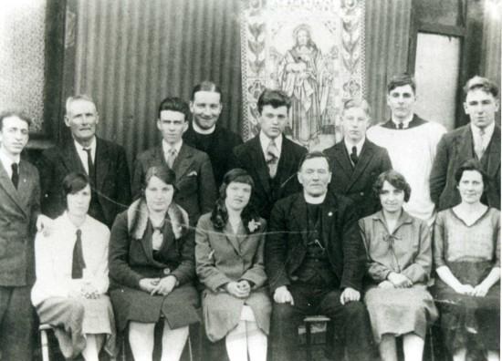 Treod Church Tredegar