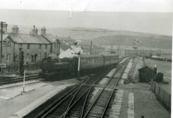 Nantybwch Station Tredegar