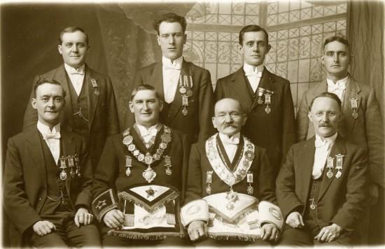Royal Order of the Buffs Tredegar