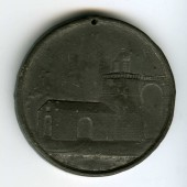 Token For Black Prince Tredegar