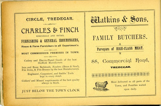 Tredegar Church Bazaar Page 28