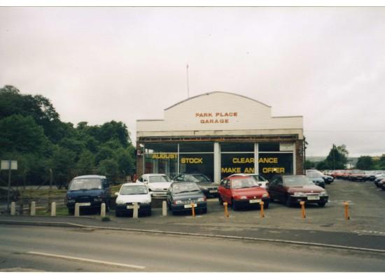 D H Davies  Sons Garage Tredegar