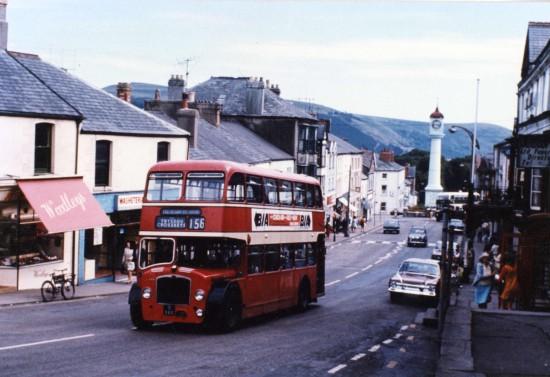 Red & White Bus Tredegar