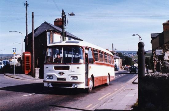 Hills Bus Tredegar