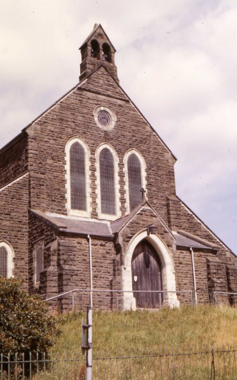 St James Church Tredegar