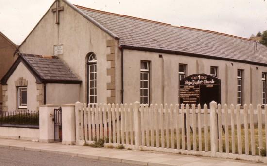 Glyn Baptist Church Tredegar