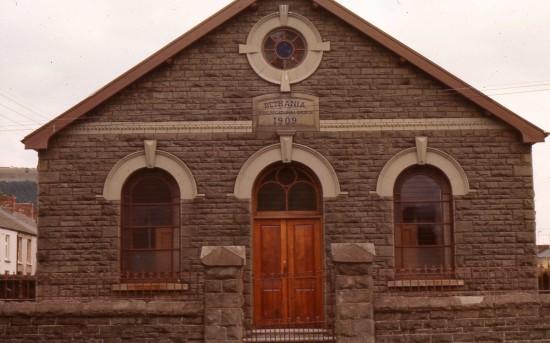 Bethania Congregational Church Tredegar