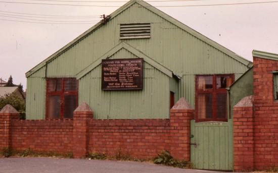 Calary Full Gospel Mission Pentecostal Church Tredegar
