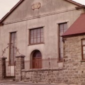 Ebenezer Independant Chapel Tredegar