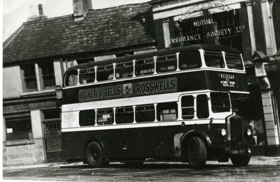 Bus Circle Tredegar