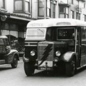Ivor Davies Bus Tredegar