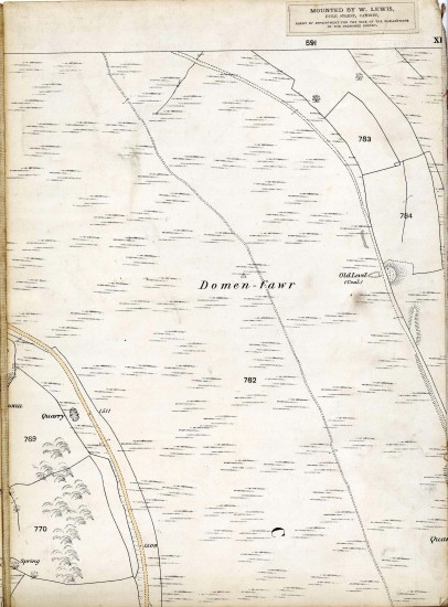 Tredegar Iron & Coal Company Map Page A 10